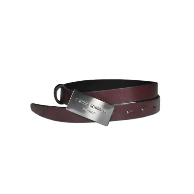 Ioanna Kourbela - Anasynthesis Belt with Buckle