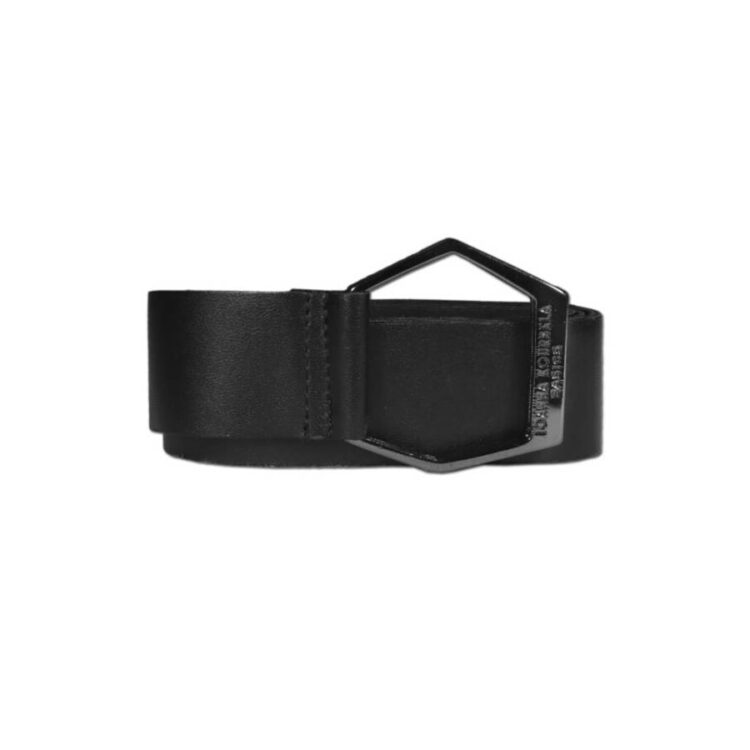 ioanna kourbela - anasynthesis leather belt