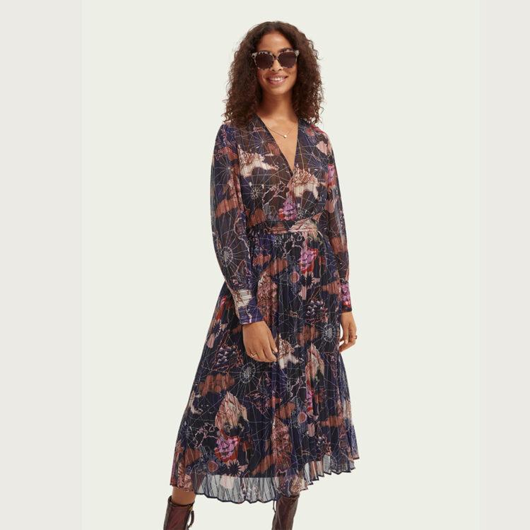 Printed-midi-shirt-dress-1